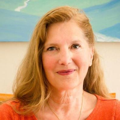 Laurie Marshall, Program Manager and Lead Artist at Create Peace Project