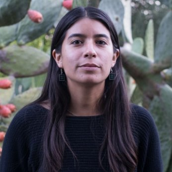 Maya Harjo, Foodways Coordinator from The Cultural Conservancy Foodways p